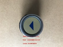 Schindler elevator D type button 36MM, schindler lift round switch button, Free Shipping
