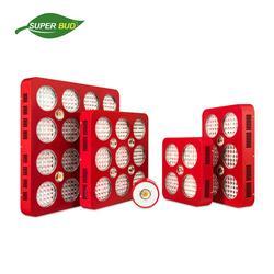 Superbud Pro spettro completo LED coltiva la luce 100 W 400 W 600 W 1000 W 1600 W CREE CXA2530 COB & Bridgelux 5 W veg & bloom indoor lampada della pianta