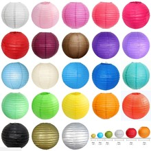 481012141620 Chinese Lampshades Paper Lantern Wedding Party Baby Shower