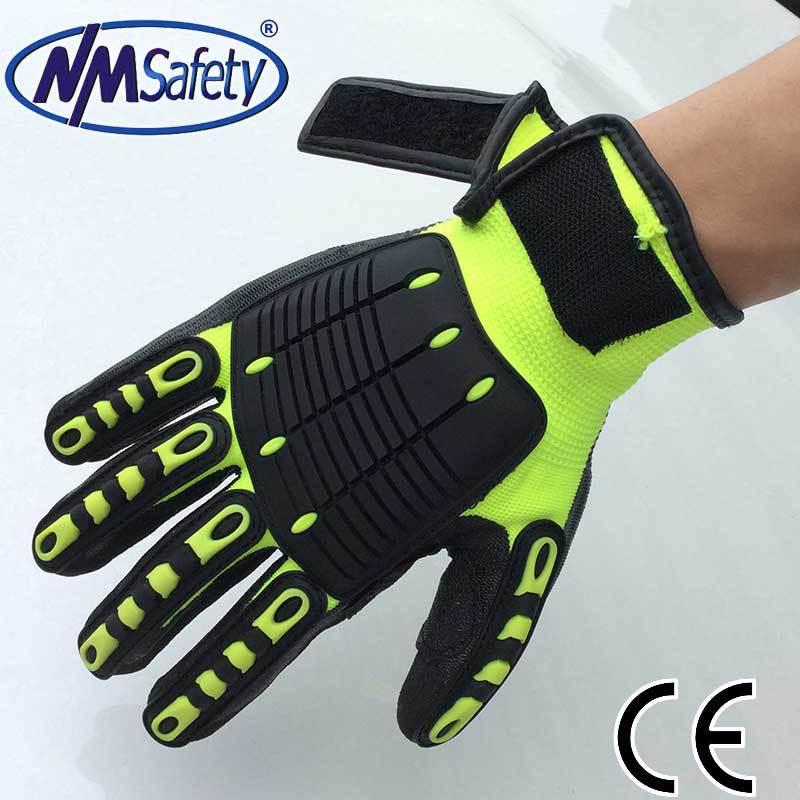 2017 NMSafety Anti Vibration Working Gloves Vibration and Shock Gloves Anti Impact Mechanics WorkGloves 2017 nmsafety anti vibration working gloves vibration and shock gloves anti impact mechanics workgloves