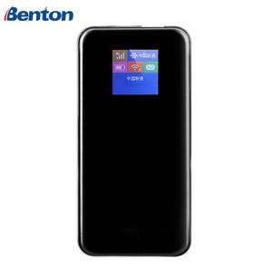 Image 1 - FDD LTE GSM 4G WiFi Router แบบพกพา Global ปลดล็อค Dongle โมเด็มไร้สายซิมการ์ดสล็อต 8800 MAH