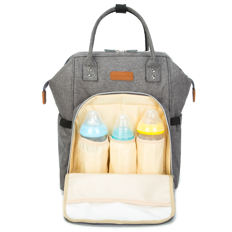 7 Colors Fashion Mummy Maternity Nappy Bag Brand Large Capacity Baby Bag Travel Backpack Designer Nursing Bag for Baby Care idore baby diapers l 60pcs disposable nappies ultra thin large absorb capacity breathable 6dtex non woven fabric infant nappy