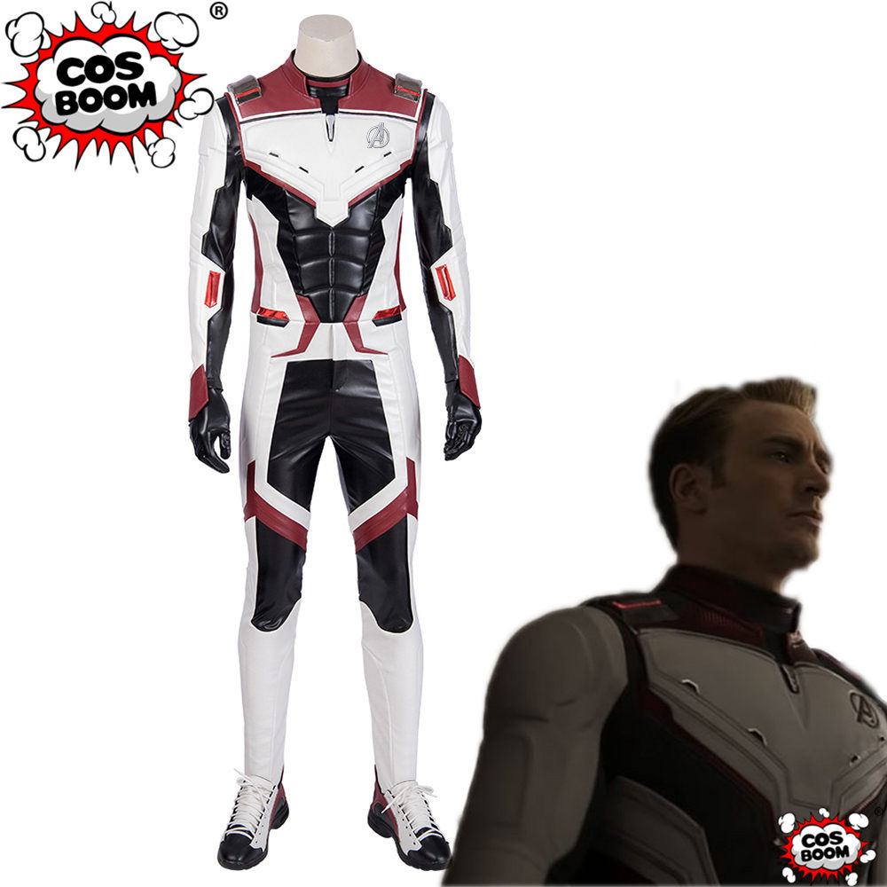 Cosboom New Arrival Avengers 4 Endgame Quantum Realm Suits