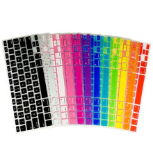 Clavier coque souple pour Apple MacBook Air Pro 13/15/17 pouces housse de protection(China)