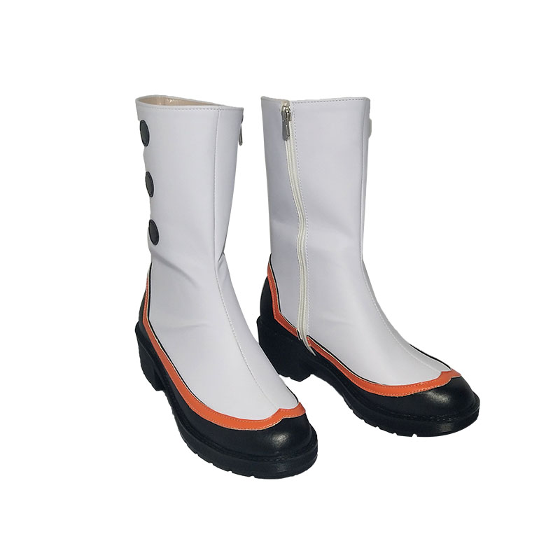 Anime DARLING in the FRANXX Cosplay Shoes 02 Cosplay Boots Zero Two Women Cosplay Shoes
