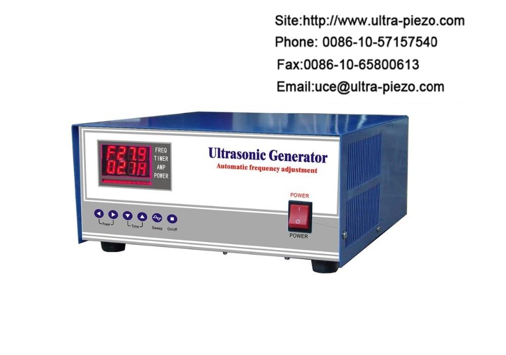 1200W Digital Ultrasonic Generator 20khz,25khz,28khz,30khz,33khz,40khz Select a frequency