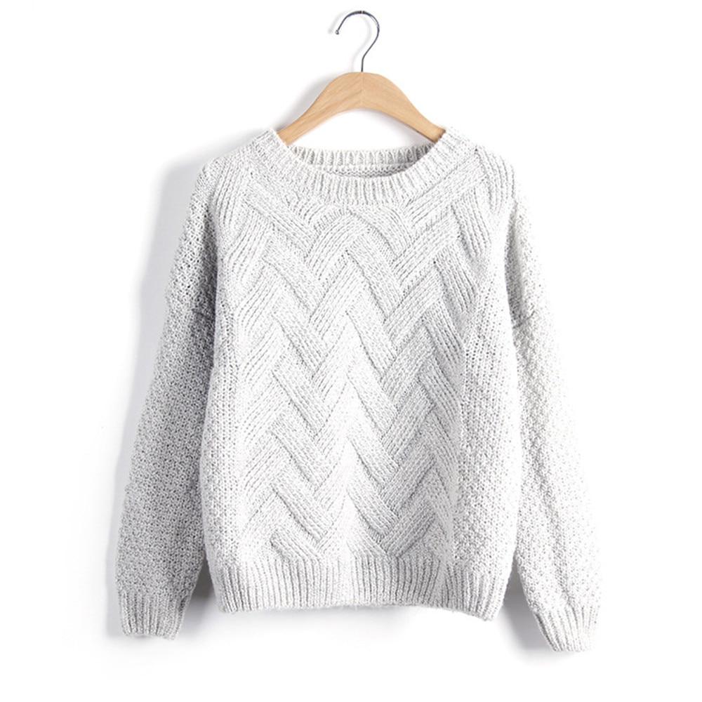 Aliexpress.com : Buy 2017 Female Autumn Winter Soft Warm Sweater ...
