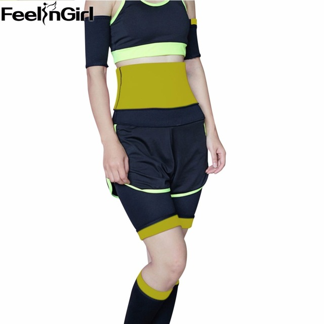 New Neoprene Hot Body Shaper | Women Slimming Thigh Belt