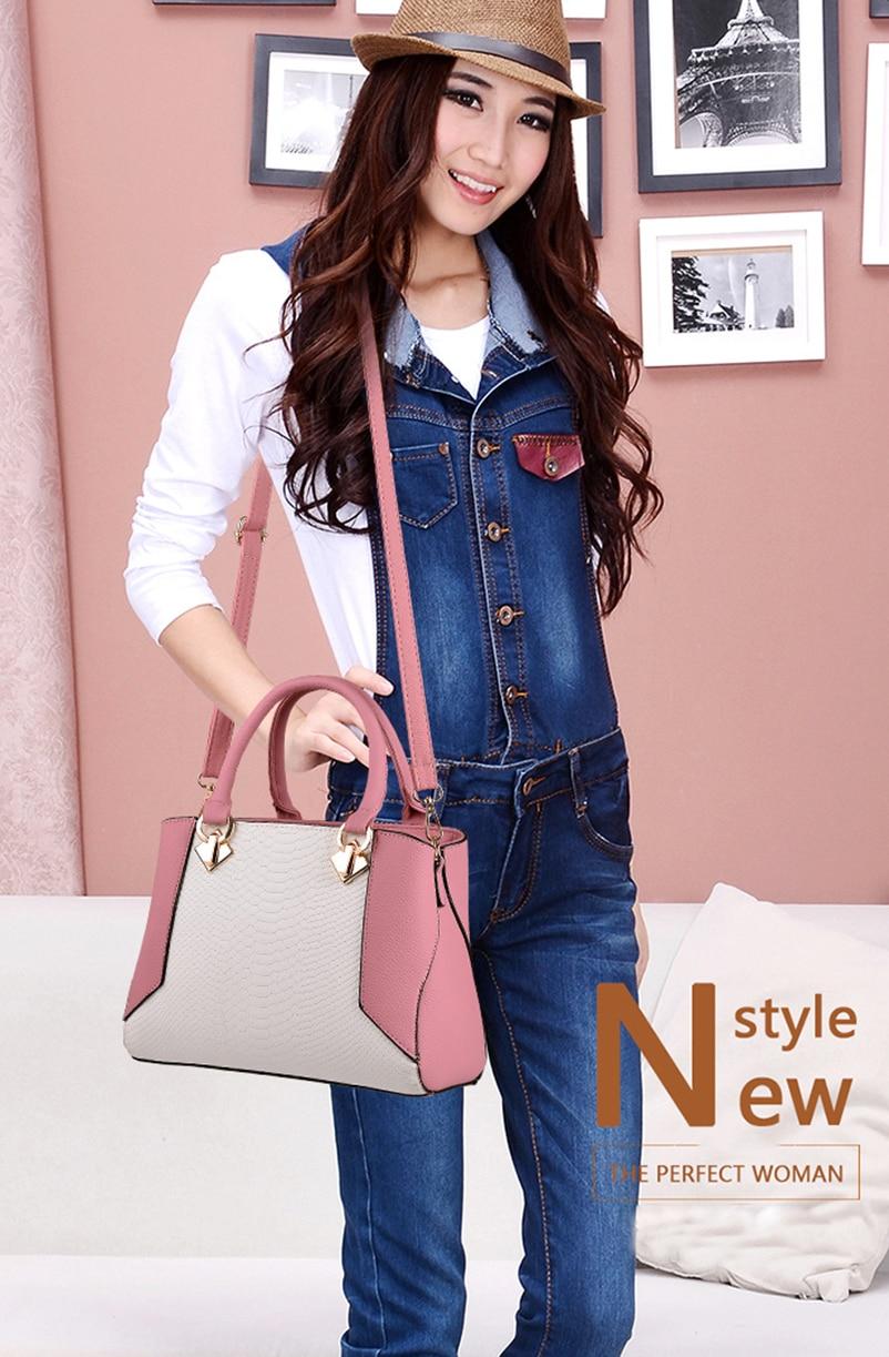 Nevenka Women Handbag PU Leather Bag Zipper Crossbody Bags Lady Bag High Quality Original Design Handbags Top-Handle Bags Tote03