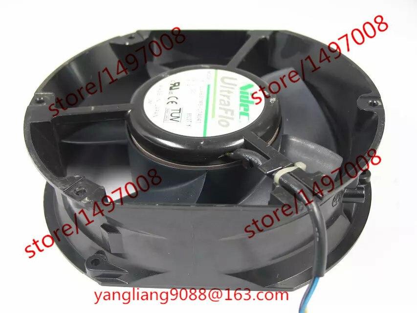 Бесплатная доставка X17L24BS1M5-07A041 DC 24 В 3.8A 172x172x51 мм Сервер Круглый Вентилятор