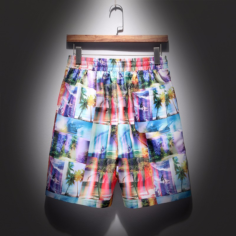 Mens shorts casual Beach sea board summer Big size jogger shorts men Camouflage streetwear bape masculino bermuda