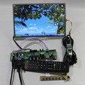 TV/PC/HDMI/CVBS/RF/USB placa de controle + 10.1 polegadas B101EW05 LCD 1280*800 + painel de toque