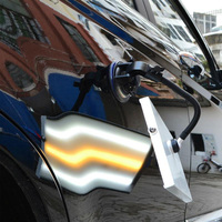 Replacement LED Light Board 3 Strips For Paintless Dent Repair Hail Removal Work Body Lamp