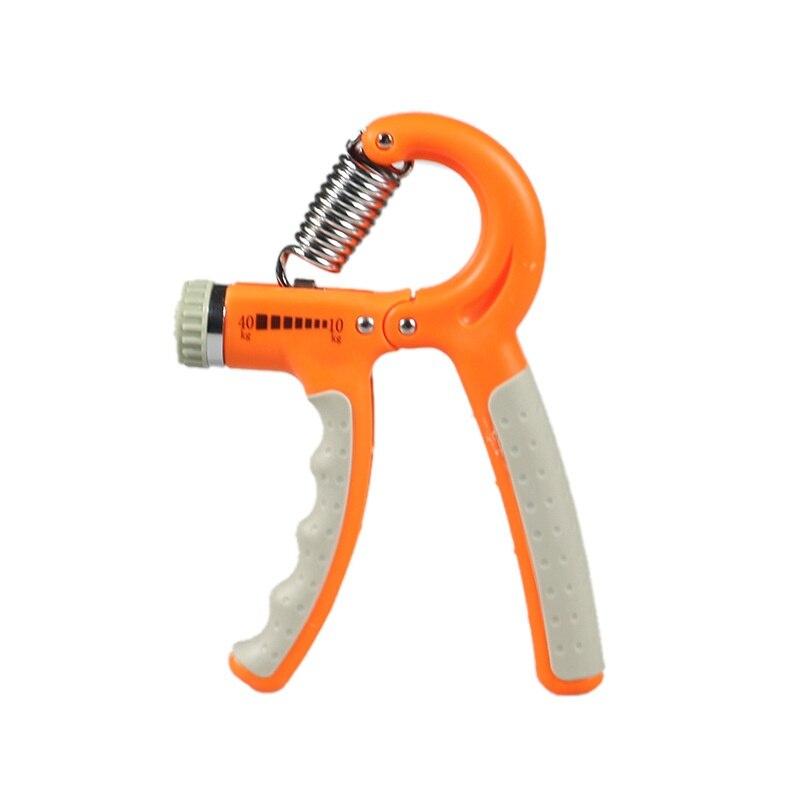 10 40 кг Регулируемый Ручной Захват фитнес ручной тренажер ручка для увеличения запястья ручной эспандер