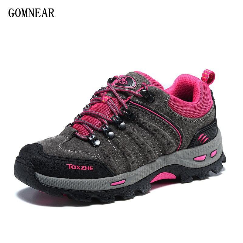 US  90.00 GOMNEAR Nuovi Uomini di Arrivo traspirante scarpe da trekking tr. 763922b136d