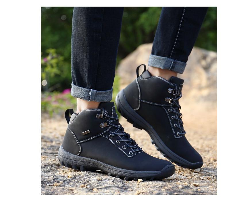 احذية رجالية لفصل الشتاء حجم 39-46 25