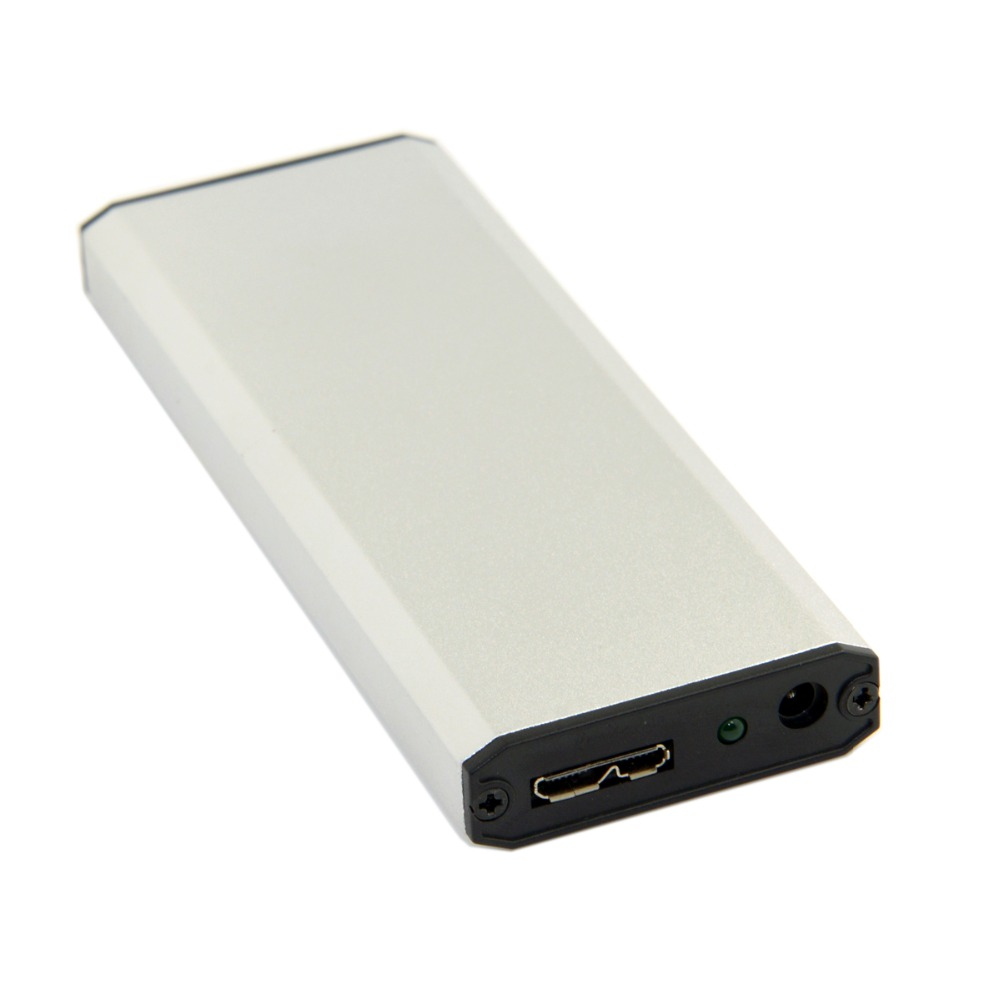 Accrie for MacBook Pro 2012 A1425 A1398 MC975 MC976 MD213 MD212 ME662 ME664 SSD Portable Case USB 3.0 to 17+7 pin HDD Enclosure