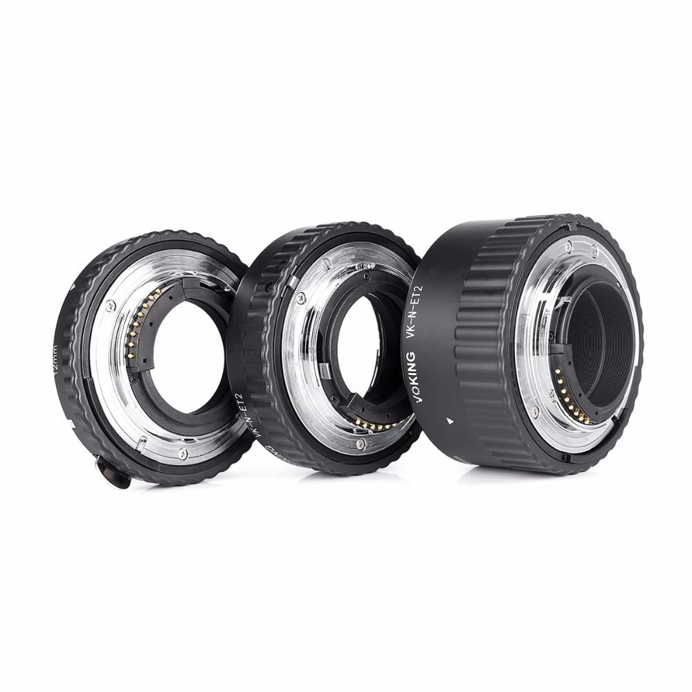 Voking VK-N-ET2 automaatfookuse makro pikendustoru rõngas Nikon D60 - Kaamera ja foto - Foto 4