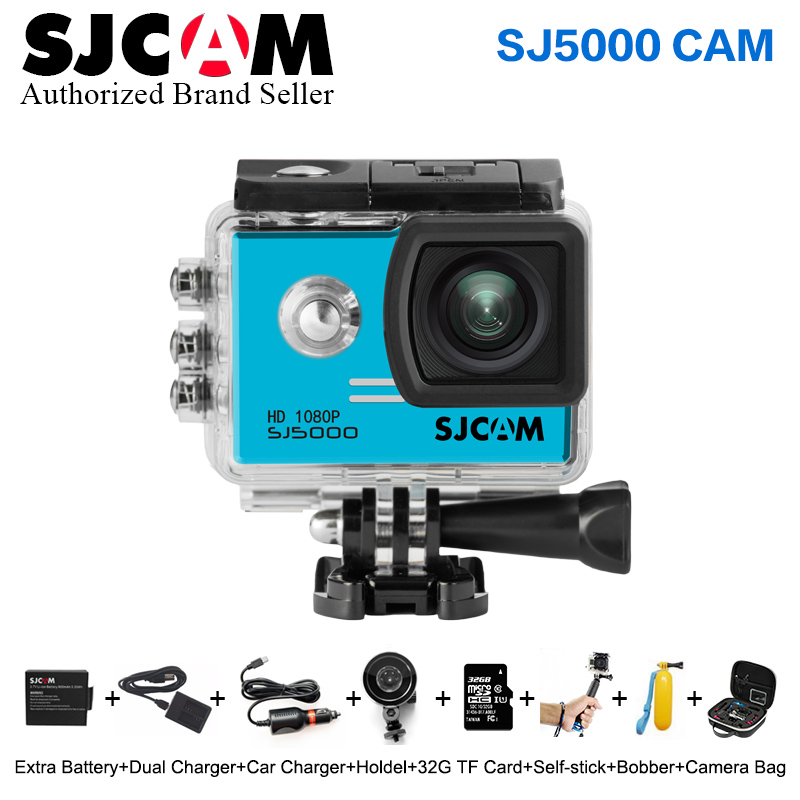 Original SJCAM SJ5000 Action Camera Novatek96655 Full HD Sport Camera 2.0 LCD 170D go Waterproof Pro Sport DV SJ CAM Mini M10 go sport