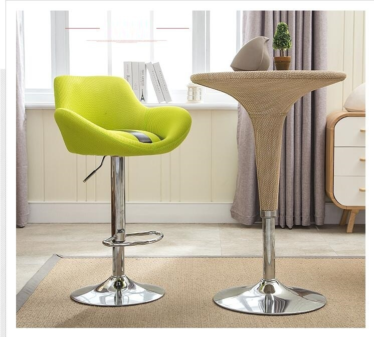 green color seat free shipping warehouse computer stool office boss coffee chair exhibition hall table desk