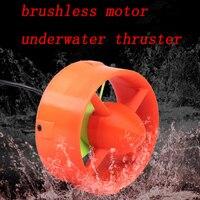 1 шт. DIY Изменение Дайвинг робота подводный двигатель 36 V 48 V 800 W бесколлекторный мотор под водой пропеллер для RC рыболовная струи лодки