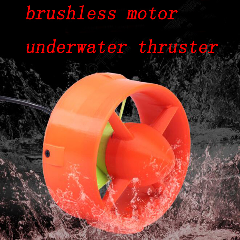 1pcs DIY Modified Diving Robot Underwater Thruster 36V-48V 800W Brushless Motor Under Water Propeller for RC Fishing Jet Boats1pcs DIY Modified Diving Robot Underwater Thruster 36V-48V 800W Brushless Motor Under Water Propeller for RC Fishing Jet Boats