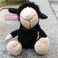 25cm NICI Black Sheep Stuffed Plush Toy, Baby Kids Doll Gift Free Shipping