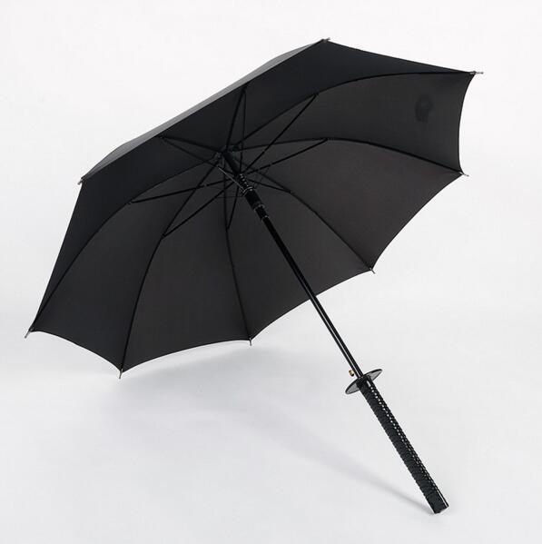 Yeni Sərin Samuray Qılınc Tutacaq Parapluie Yağışlı və - Ev əşyaları - Fotoqrafiya 3