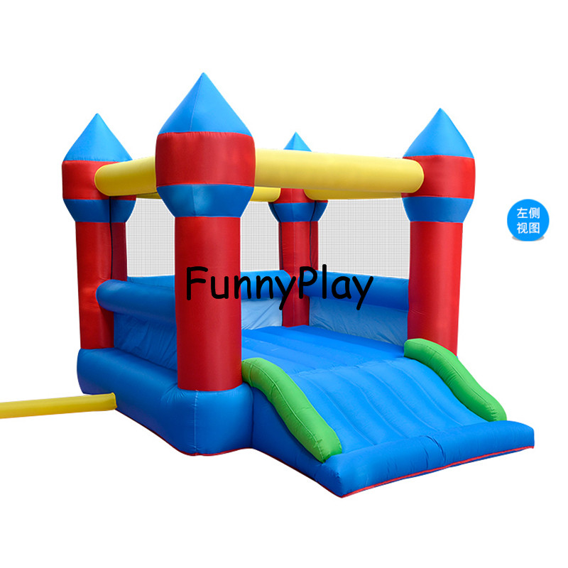 Mini Inflatable Bounce House Jumper Castle Bouncing House rental inflatable trampoline j ...