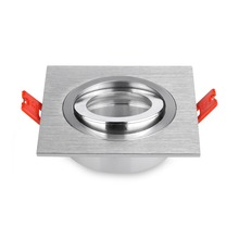 2 шт. потолочные светильники GU10/MR16 лампы база фитинги планки наборы