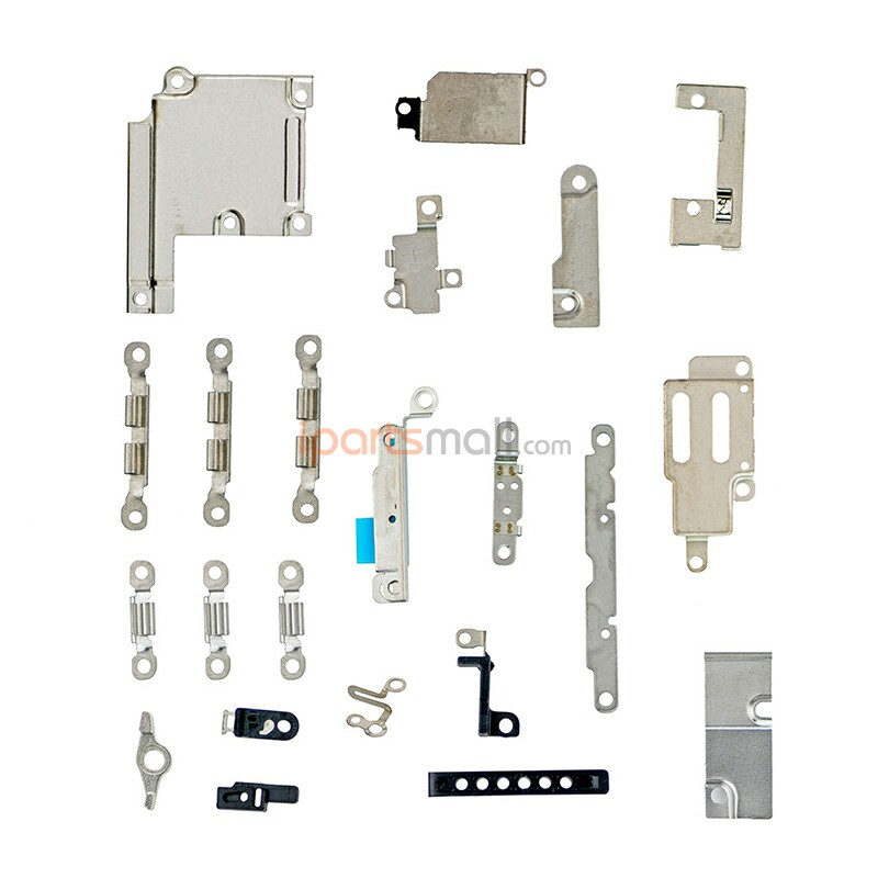 10SETS/LOT Original Genuine OEM Internal Small Metal Plate Parts 22PCS/Set For iPhone 6 Plus 5.5 inches Ship By DHL EMS