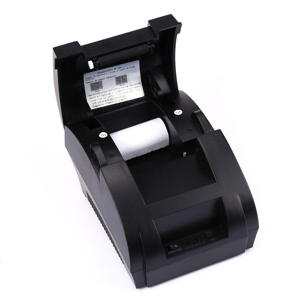 Zjiang Pos Thermal Receipt Printer 575mm Zj 5890k Spec Dan Daftar Xprinter Xp Q200ii 80mm Kasir Auto Cutter Original Mini 58mm Low Noise With Usb Port