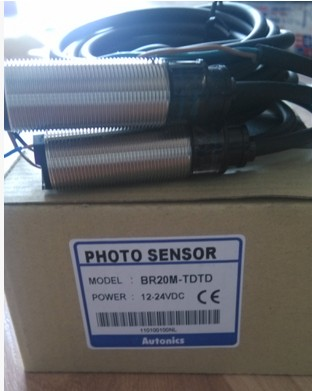 Otto, Nicks, AUTONICS, photoelectric emission switch, BR20M-TDTD support factory identification otto kurtbach besser 1550f