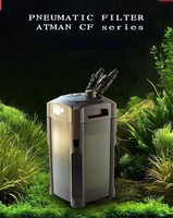 ATMAN CF 1200 external filter barrel Air pressure type external filtering barrel Mute filter barrel