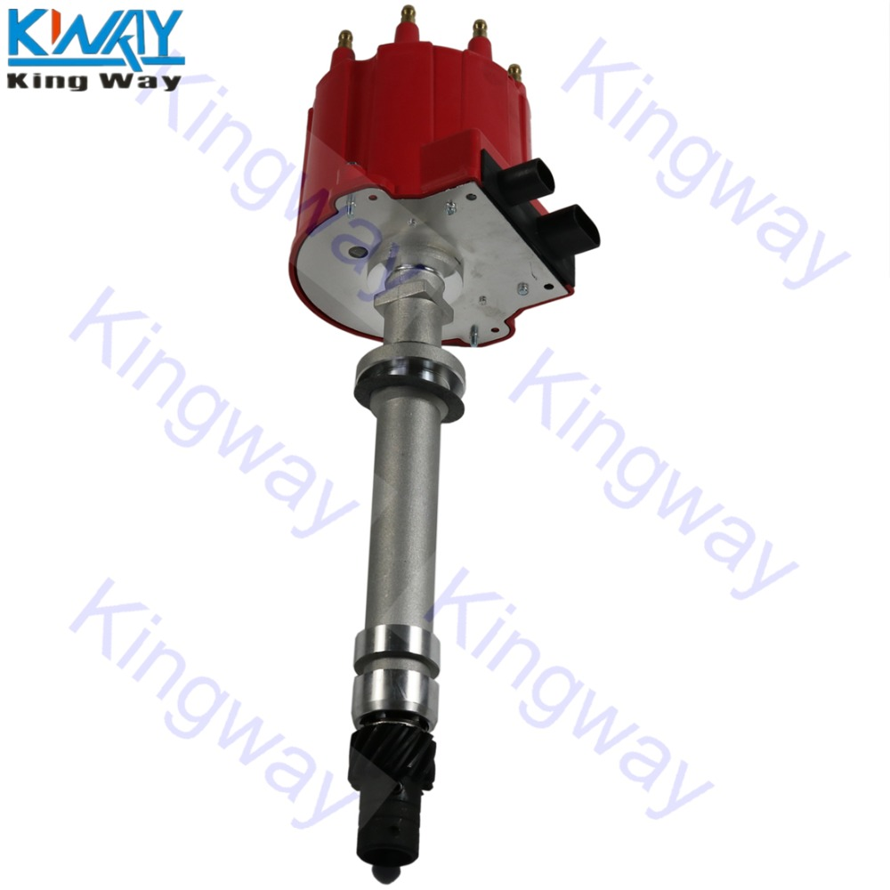 New Ignition Distributor For Pontiac Chevrolet GMC 87-95 5.0L 5.7L 7.4L 1103952