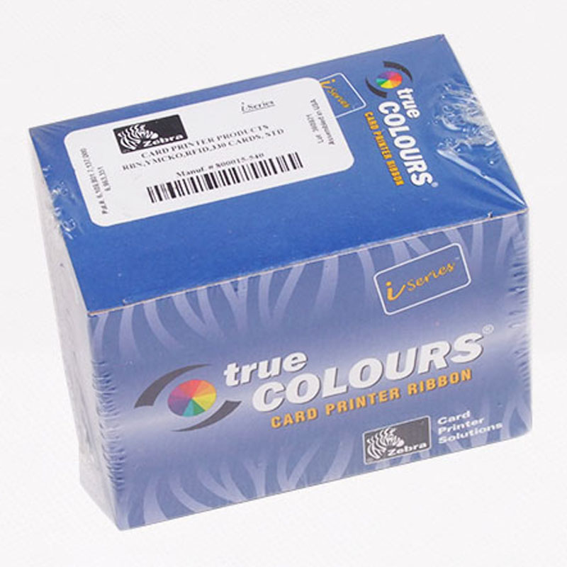 Original Printer Ribbon 800015-540 Ribbon Color Band For Zebra P330i,p430i 800015-540 Card Machine Color Ribbon original color printer ribbon id card color ribbon used with zebra zxp series 3 printer part no 800033 340cn