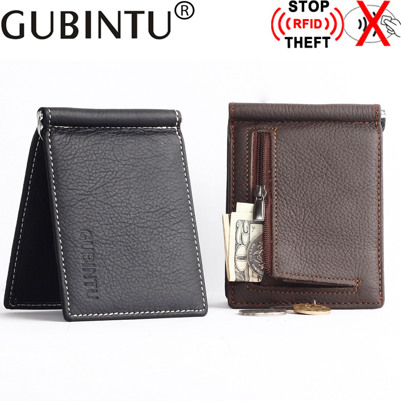 100% Genuine Leather Men RFID Wallet Luxury Famous Brand Coins Pocket Purse First Layer Cowhide Male Money Clip Passport Card Ho men genuine leather wallet 2016 dollar price luxury famous designer high quality money clip men wallet