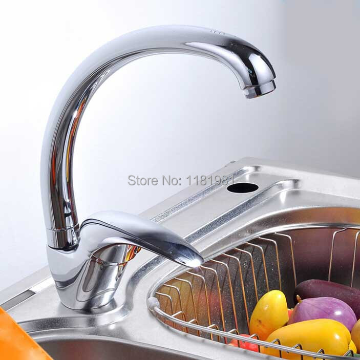 2014 modern products long handle kitchen faucet 1037