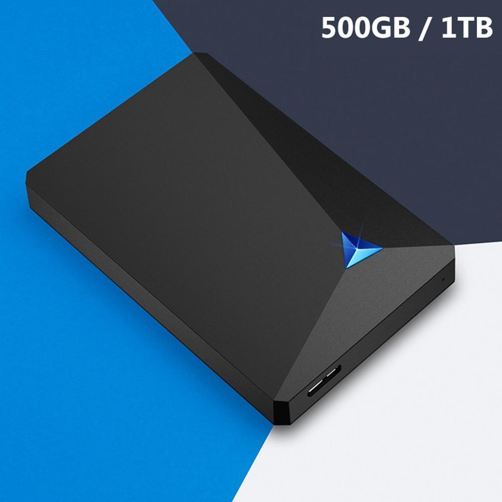1 Tb/500 Gb Portable Desktop Laptop Externe Usb 3.0 Hohe Geschwindigkeit Festplatte Feines Handwerk