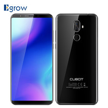 """Cubot X18 Plus 5.99 """"Android 8.0 MT6750T Octa core 4 GB RAM 64 GB ROM Smartphone Double Caméra 4000 mAh 4G D'empreintes Digitales Mobile téléphone"""