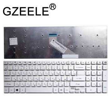 GZEELE ruso. Teclado del ordenador portátil para ACER ASPIRE E1-731 E1-731G E1-771...