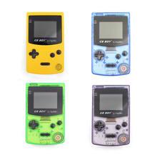 Consola de juegos portátil de 2020 pulgadas, consola de juegos de bolsillo con retroiluminación, Color clásico, 66 juegos integrados, 2,7