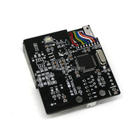 CO2/TVOC PM2.5 Formaldehyde Air Quality Detection Temperature and Humidity Sensor Six in One Module