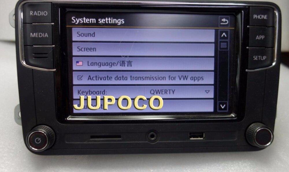 RCD330 RCD330G Plus CarPlay APP 6.5