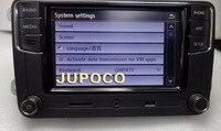 Rcd330 rcd330g плюс CarPlay приложение 6.5 MIB автомобиля Радио для Гольф 5 6 Jetta CC Tiguan Passat Мужские поло 6rd 035 187b