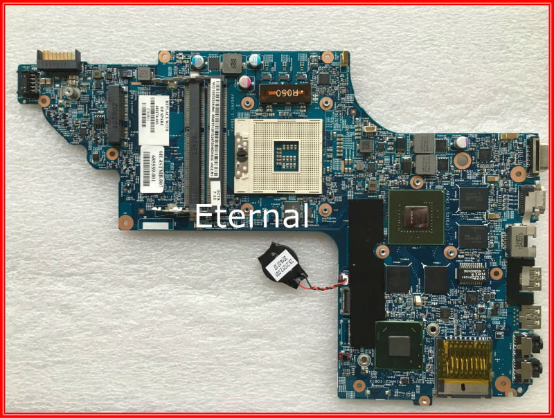 682174-001 682174-501 for HP ENVY DV6 DV6-7000 series notebook motherboard 48.4ST06.021 GT650M 2GB 100% tested wholesale laptop motherboard 682171 001 for hp envy dv6 dv6 7000 630m 2g notebook pc systemboard 682171 501 90 days warranty