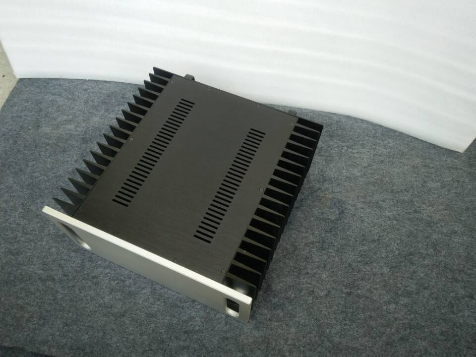 Class A amplifier case WA115 All aluminum amplifier chassis AMP Enclosure