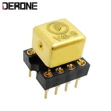 1 шт., обновленный одноканальный усилитель AD797ANZ hdam999sq/883B LME49710HA OPA604AP для mbl6010 es9038 ЦАП усилитель, бесплатная доставка