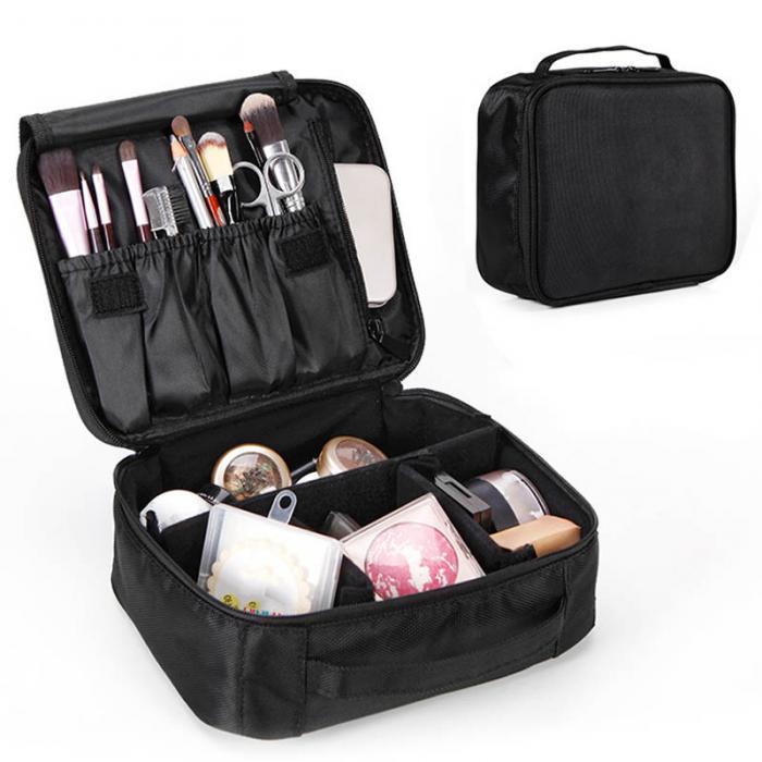 Saco de armazenamento de maquiagem de viagem