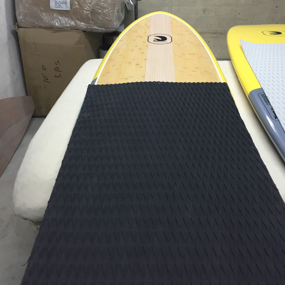 SUP Pad Grip Surfboard Traction EVA Deck Pad 3M Glue Surf Pads sup 2015